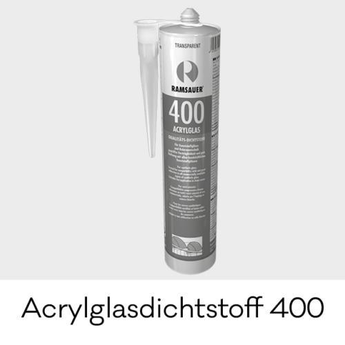 Acrylglasdichtstoff-400