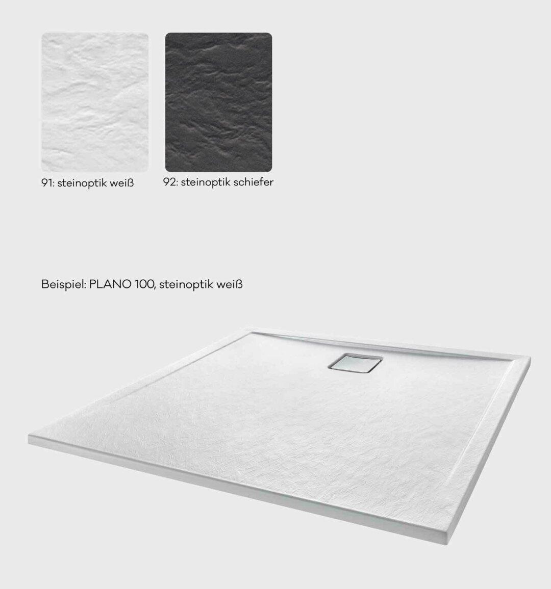 Strukturierte Oberflächen